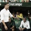 """Gustavo Poyet: """"Había tensión por ganar y eso nos ha hecho sufrir más de la cuenta"""""""