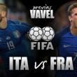 Italie - France : Gagner pour avancer