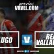 Previa CD Lugo - Real Valladolid: asalto a los play off