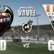 Atlético Levante - CF Gavà: en la línea correcta