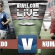 Resultado Oviedo vs Numancia en vivo online en Segunda División 2016