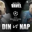 Previa Dinamo Kiev - Nápoles: el premio es seguir soñando