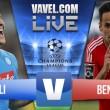 Terminata Napoli-Benfica in diretta, LIVE Champions League 2016/17 (4-2): decidono Hamsik e l'M2