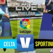 Celta de Vigo vs Sporting de Gijón en vivo y en directo online (2-1)