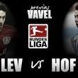 Previa Bayer Leverkusen - Hoffenheim: Levantarse o morir