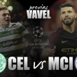 Celtic - Manchester City, esame scozzese per Guardiola