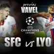 Com retorno de Ganso, Sevilla quer primeira vitória na Champions contra líder Lyon