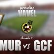 """Real Murcia - Granada CF """"B"""": enderezar una misma dinámica"""