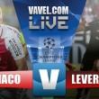Partita Monaco vs Bayer Leverkusen in diretta, LIVE Champions League 2016/17 (20.45)