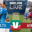 Cruz Azul vs Mineros EN VIVO COPA (3-0)