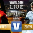 Manchester United 1-0 Zorya Luhansk: As it happened