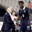 """Didier Dechamps: """"La mayoría de los 24 Bleus se enfrentarán a Colombia y Rusia"""""""