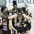 Dentil/Praia Clube vence Hinode Barueri fora de casa e segue na busca pela liderança da Superliga