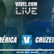 Jogo Cruzeiro x América-MG ao vivo hoje no Campeonato Mineiro 2017 (0-0)