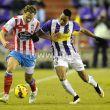 Diego Seoane, novedad en la convocatoria del Lugo frente al Racing