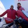 Max Biaggi insieme a Mahindra nel Civ