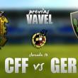 CF Fuenlabrada – Gernika Club: terapia de 'shock'