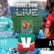 Santos vs Atlas en vivo AHORA (2-2)