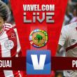 Resumen Paraguay vs Perú en Eliminatorias Sudamericanas (1-4)