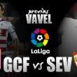 Granada CF - Sevilla FC: a dar un paso en firme para mejorar