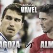 Real Zaragoza - UD Almería: león herido, ruge más fuerte