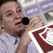"""Abel Braga é apresentado no Fluminense e faz cobrança: """"É preciso ter alma"""""""
