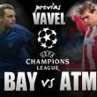 Previa Bayern Munich - Atlético de Madrid: entre el orgullo y la perfección