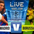 Real Madrid x Borussia Dortmund ao vivo online pela Champions League (0-0)