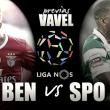 Previa Benfica - Sporting de Portugal: Lisboa, capital del fútbol europeo