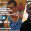 """Entrevista a Nacho Azofra: """"Los valores del Estudiantes continúan siendo los mismos"""""""