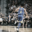 Los Warriors derrotan a Spurs