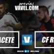 Previa Albacete Balompié - CF Reus Deportiu: en busca de la permanencia