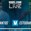 Resumen Santos 2-0 Estudiantes en Copa Libertadores 2018