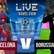 Jogo Barcelona x Borussia Monchengladbach ao vivo em tempo real na Champions League