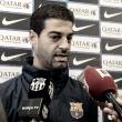 """Gerard López: """"Los jugadores están extra motivados"""""""