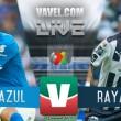 Cruz Azul le saca el empate a Monterrey