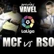Previa Málaga - Real Sociedad: aires renovados y viejos conocidos