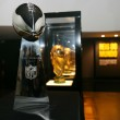 CBF e NFL promovem encontro das taças no Museu Seleção Brasileira
