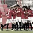 Ojeando al rival: Nàstic de Tarragona, equipo en apuros
