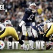 Pittsburgh Steelers and the New England Patriots battle it out for the AFC title