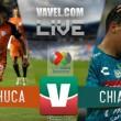 Pachuca sigue en buena forma y vence a Jaguares por la mínima