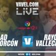 Resumen del AD Alcorcón vs Rayo Vallecano en LaLiga1|2|3 (4-0)