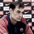 """Georgios Bartzokas: """"Estamos jugando mejor"""""""