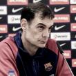 """Georgios Bartzokas: """"No somos el favorito pero vamos a luchar a pesar de las circunstancias"""""""