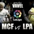 Málaga CF - UD Las Palmas: Séptima vida para el 'Gato'