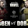 Previa Benfica - Borussia Dortmund: enamorados del fútbol