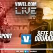 Resultado Sport x Sete de Setembro-MS na Copa do Brasil 2017 (3-0)