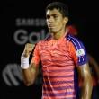 Thiago Monteiro vence duelo nacional contra Bellucci e avança às quartas do Rio Open