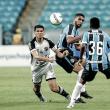 """Magno Alves é elogiado por Givanildo após empate com Grêmio: """"Briga o tempo todo"""""""
