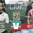Resultado y goles del partido Santos 2-2 Necaxa de la Liga MX 2017